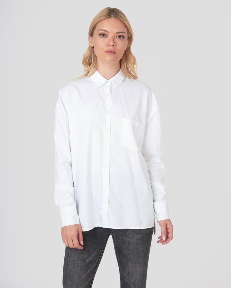 Loose πουκάμισο μακρυμάνικο