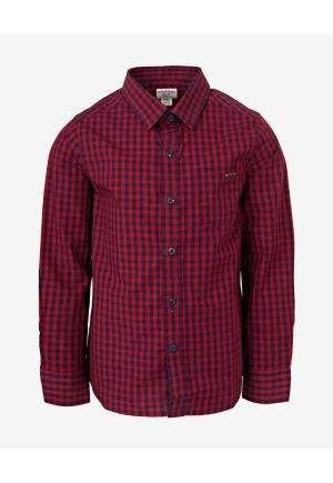 Longsleeve plaid shirt