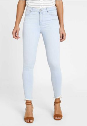 MID RISE SKINNY FIT