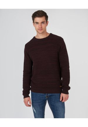 Longsleeve knitted pullover