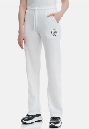 Classic Jogger with Embroidered Logo