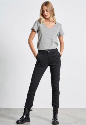 Comfort-Stretch  Chino Trousers