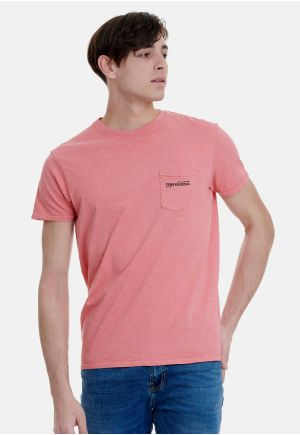 Essential Chest Pocket  T-Shirt