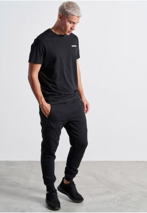 Cuffed Joggers with side pocjets