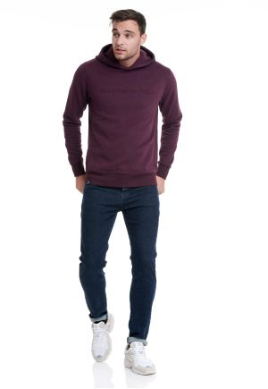 Loose Tapered Rinse Jeans