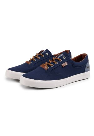 Classic canvas plimsole shoes