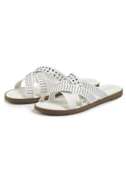Women Sandals with Studs