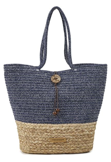 Tote Bag in Patterned