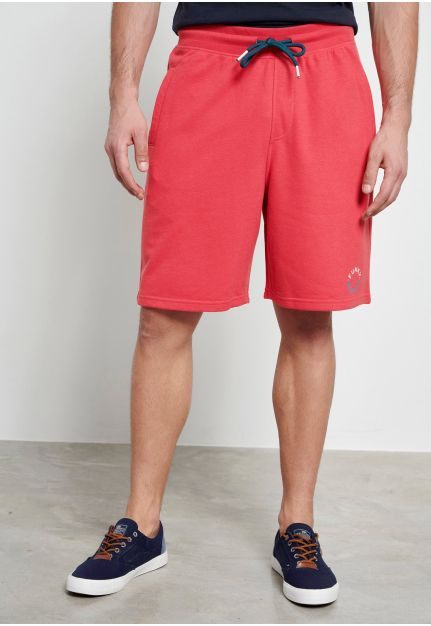 Essential jogger shorts with logo