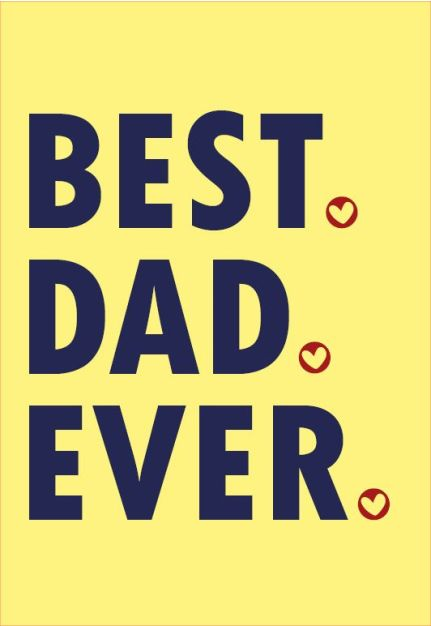 Giftcard | Best Dad Ever